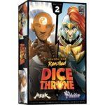 Dice Throne Season One ReRolled Monk v. Paladin
