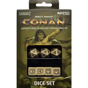 Conan Dice Set