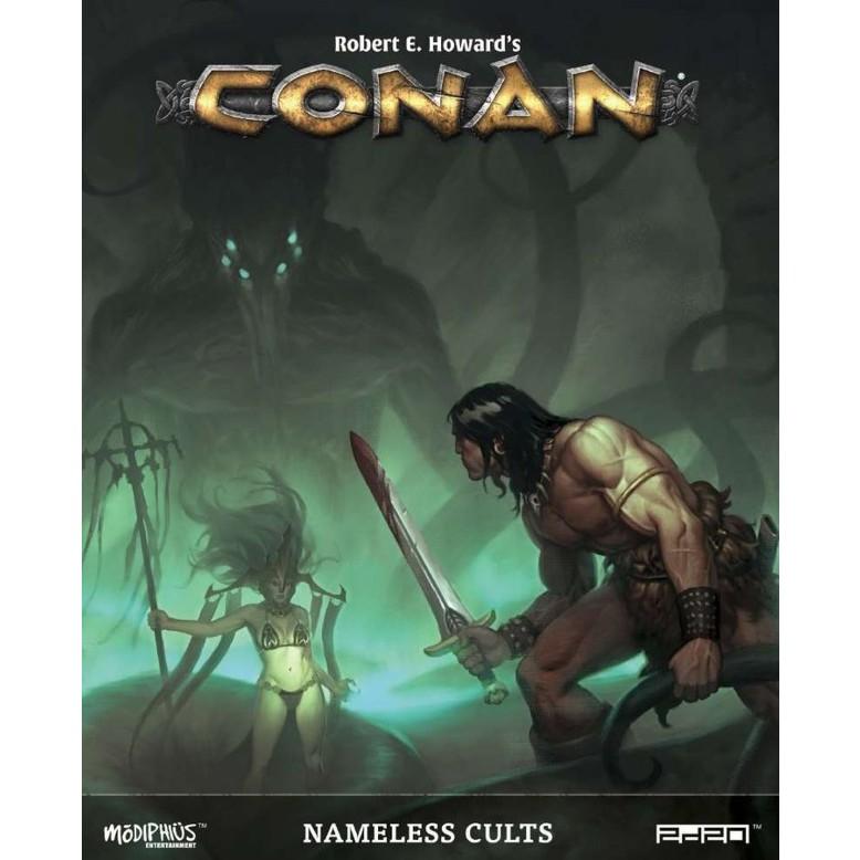 Conan RPG Nameless Cults