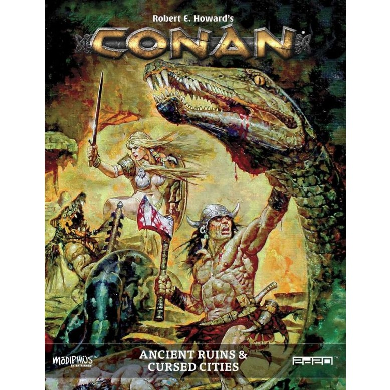 Conan: Ancient Ruins & Cursed Cities