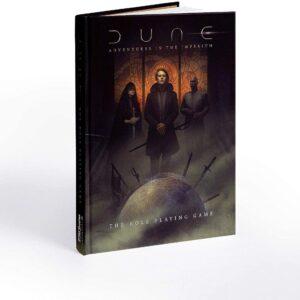 Dune_ Adventures in the Imperium Core Rulebook