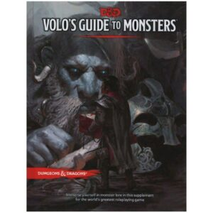 Dungeons & Dragons Volos Guide to Monsters