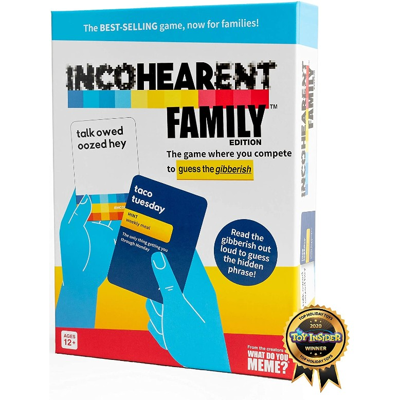 Incohearent_ Family Edition