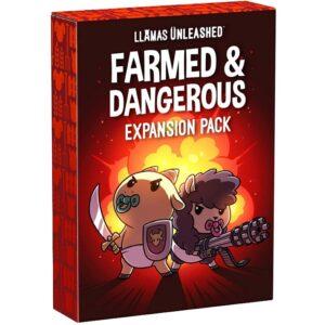 Llamas Unleashed Farmed & Dangerous