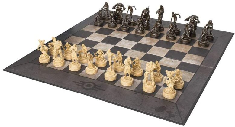 Fallout Chess Board