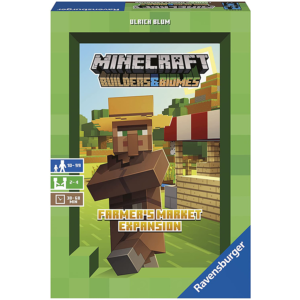 Minecraft Farmer's Market Expansion