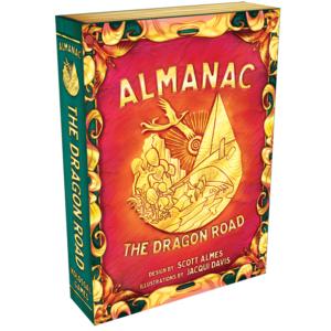 alamanac the dragon road