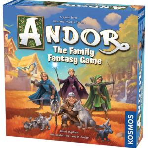 Andor The Family Fantasy Game