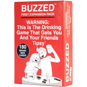 Buzzed First Expansion