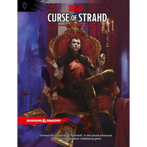 Dungeons & Dragons Adventure Curse of Strahd