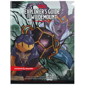 Dungeons & Dragons Explorers Guide to Wildemount