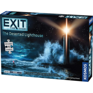 Exit The Game + Puzzle The Deserted Lighthouse
