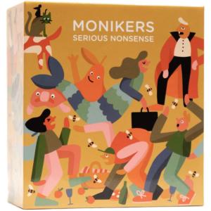 Monikers Serious Nonsense