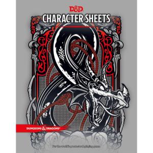 Dungeons & Dragons Character Sheets
