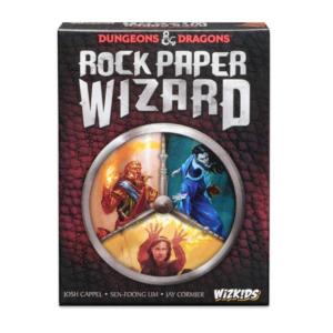 Dungeons & Dragons Rock Paper Wizard