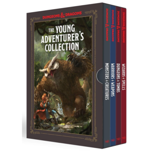 Dungeons & Dragons The Young Adventurers Collection