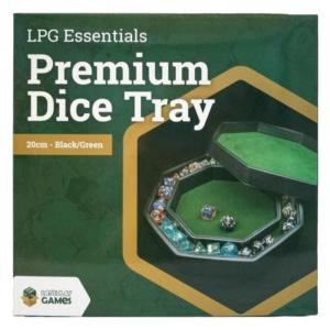 LPG Premium Dice Tray