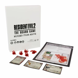 Resident Evil 2 The Board Game Murder from Above