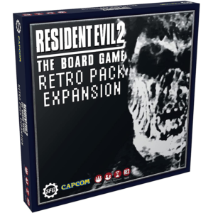 Resident Evil 2 The Board Game The Retro