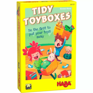 Tidy Toyboxes